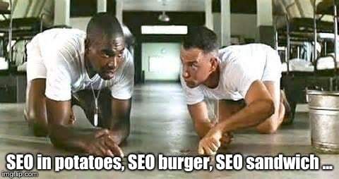 SEO off Page memes