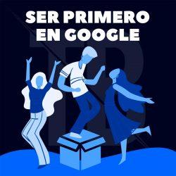 ser primero en google